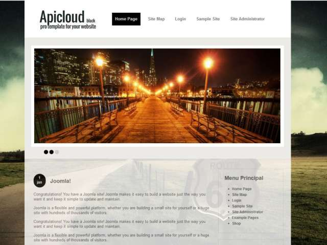 Apicloud Black